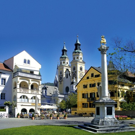 Brixen/Bressanone Central Square